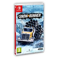 SnowRunner - Nintendo Switch - Console Game