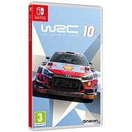 WRC 10 The Official Game - Nintendo Switch - Console Game