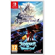Saviors Of Sapphire Wings/ Stranger Of Sword City Revisited - Nintendo Switch - Console Game