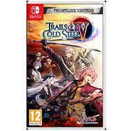 The Legend of Heroes: Trails of Cold Steel IV - Nintendo Switch - Console Game