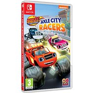 Blaze and the Monster Machines: Axle City Racers - Nintendo Switch - Console Game