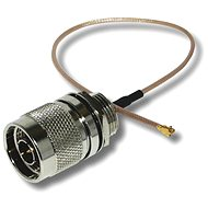 Reduction (pigtail), 2.4/5GHz, N-Male to U.FL-Female - Adapter