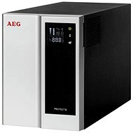 AEG UPS Protect B. 500 - Backup Power Supply