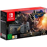 Nintendo Switch Monster Hunter Rise Edition - Game Console