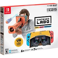 Nintendo Labo - VR Kit Starter Set + Blaster pro Nintendo Switch - Console Game