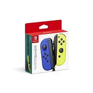 Nintendo Switch Joy-Con Controller Blue/Neon Yellow - Gamepad