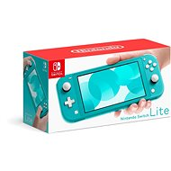Nintendo Switch Lite - Turquoise - Game Console