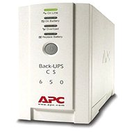 APC Back-UPS CS 650I - Backup Power Supply