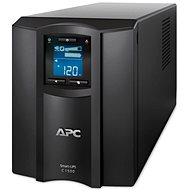 APC Smart-UPS C 1500VA LCD LAN - Backup Power Supply