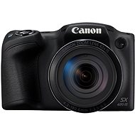 Canon PowerShot SX420 IS Black - Digital Camera