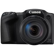 Canon PowerShot SX430 IS Black - Digital Camera