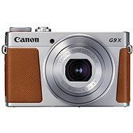 Canon PowerShot G9 X Mark II Silver - Digital Camera