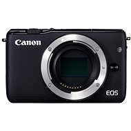 Canon EOS M10 Body (Black) - Digital Camera
