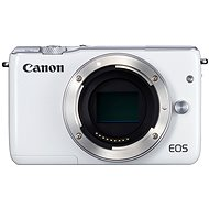Canon EOS M10 White body only - Digital Camera