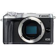 Canon EOS M6 Body Silver - Digital Camera
