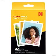 "Kodak Zink 3x4"" 20pcs in Pack - Photo Paper"