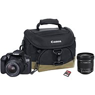 Canon EOS 1300D + EF-S 18-55mm DC III Value Up Kit + 10-18mm IS STM lens - DSLR Camera