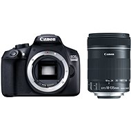Canon EOS 1300D + EF-S 18-135 mm IS - DSLR Camera
