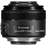 Canon EF-S 35mm f/2.8 IS USM Macro - Lens