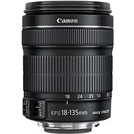 Canon EF-S 18-135mm f/3.5-5.6 IS STM - Lens