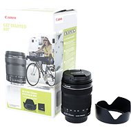 Canon EF-S 18-135mm f/3.5-5.6 IS STM + Lens Hood EW-73B - Lens