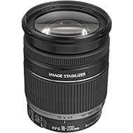 Canon EF-S 18-200mm f3.5 - 5.6 IS Zoom black - Lens