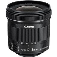 Canon EF-S 10-18mm F4.5 - 5.6 IS STM - Lens