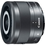 Canon EF-M 28mm F3.5 IS STM Macro - Lens