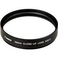 Canon close-up lens 500D - Adapter