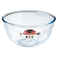 Ocuisine Glass Mixing Bowl, 21cm, 2l - Kneading Bowl