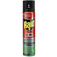 RAID Crawling Insects Insecticide Spray with Eucalyptus Oil 400ml - Insect Repellent