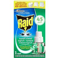 RAID electric vaporizer with eucalyptus oil 27ml refill - Insect Repellent