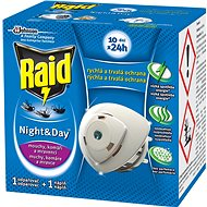 RAID against mosquitoes and flies, vaporiser + 1 cartridge - Insect Repellent