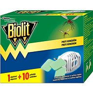 BIOLIT Electric Vaporiser with Dry Filling 1 + 10pcs - Insect Repellent