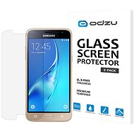 Odzu Glass Screen Protector for the Samsung Galaxy J3 Duos 2pcs - Glass protector