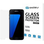 Odzu Glass Screen Protector 2pcs Samsung Galaxy S7 - Glass protector