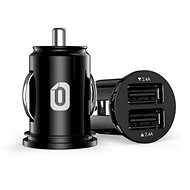 Odzu Car Charger Mini Black - Car Charger