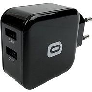 Odzu Wall Charger Black - Charger