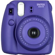 Fujifilm Instax Mini 8 Instant Camera Grape - Digital Camera