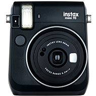 Fujifilm Instax Mini 70 Midnight Black - Digital Camera