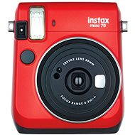 Fujifilm Instax Mini 70 Passion Red - Digital Camera