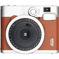 Fujifilm Instax Mini 90 Instant Camera Brown - Digital Camera