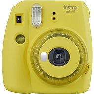 Fujifilm Instax Mini 9, Yellow - Instant Camera