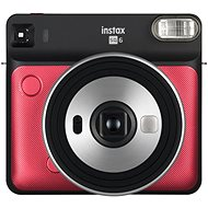 Fujifilm Instax Square SQ6 red - Instant Camera