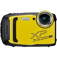 Fujifilm FinePix XP140, Yellow - Digital Camera