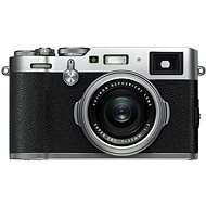 FUJIFILM FinePix X100F Silver - Digital Camera