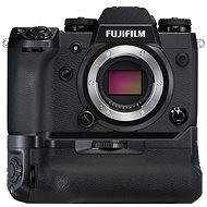 Fujifilm X-H1 Black + Grip VPB-XH1 - Digital Camera