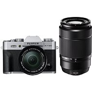 Fujifilm X-T20 Silver + XC16-50mm F3.5-5.6 OIS II + XC50-230mm F4.5-6.7 OIS II - Digital Camera