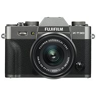 Fujifilm X-T30 Gray + XC 15-45mm - Digital Camera