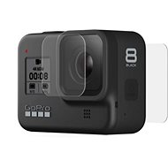 GoPro Tempered Glass Lens + Screen Protectors (HERO8 Black) - Glass protector